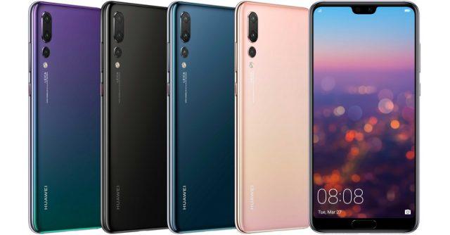 Huawei trece de la 40 la 48 de MP
